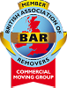 Bar commercial remover