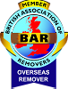 BAR Overseas remover