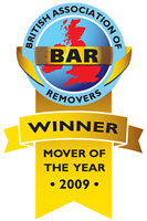 BAR Domestic Mover of the Year 2009