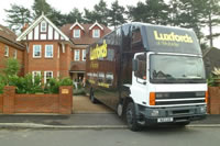 Home Removals Surrey