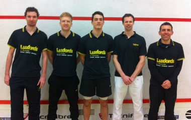 St George's Hill Men's First Team